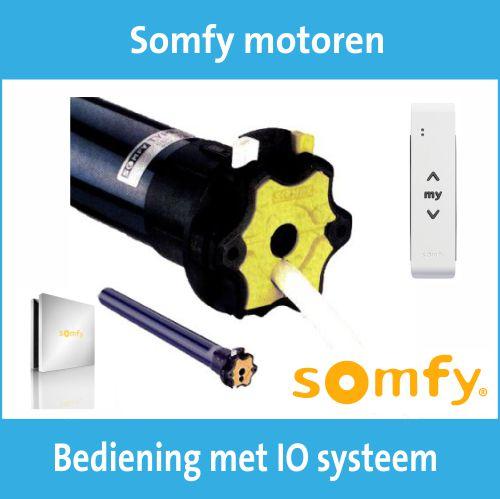 Somfy Motoren Zonwering Rolluikmotoren Zonwering