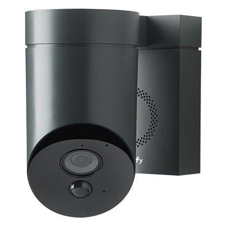 Somfy Outdoor Beveiligingscamera - Antraciet
