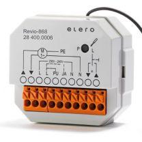 Inbouwzender Invio-868 voor alle Elero ontvangers van de ProLine serie