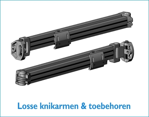 Genoeg Knikarmscherm onderdelen gemakkelijk online bestellen KD78