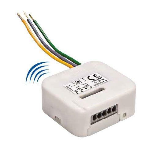 Micro ontvanger voor verlichting Hz simu