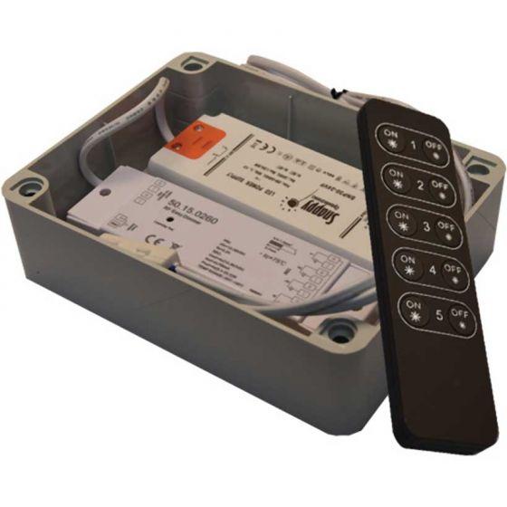 IP56 Dimset 5 kanaals 30 watt