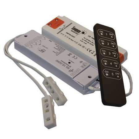 LED RF Driver/dimmer 100 watt