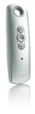 Handzender Somfy Telis 1 RTS Silver
